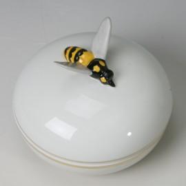 Kugeldose Biene