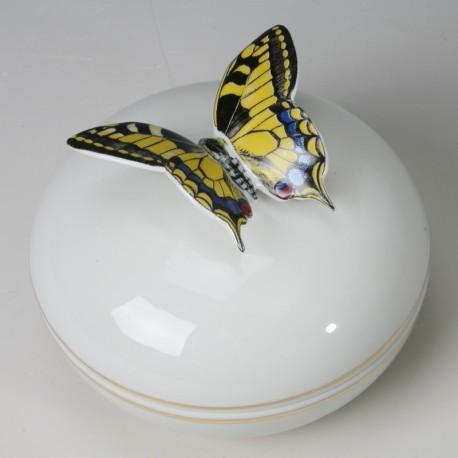 Kugeldose Schwalbenschwanz