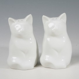 Katzenstreuer Paar