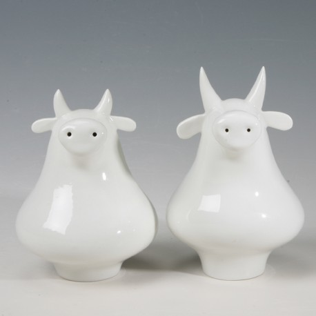 Kuhstreuer Paar